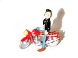 Lucien a moto