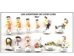Lucky Luke mat