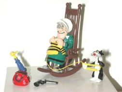Ma Dalton rocking chair