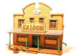 Maison le saloon