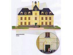 Maquette Moulinsart