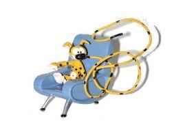 Marsupilami fauteuil