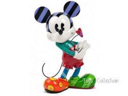 Mickey avec un coeur Britto