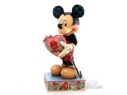 Mickey coeur