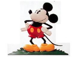 Mickey demi ronde bosse