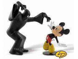 Mickey et le Fantome noir