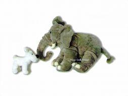 Milou et l'Elephant