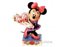 Minnie avec un coeur