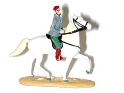 Mortimer a cheval