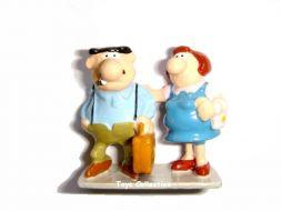 Mr et Mme Bidochon