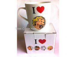 Mug I love Castafiore