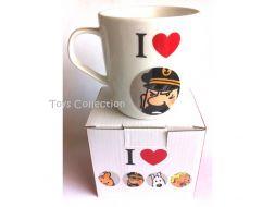 Mug I love Haddock