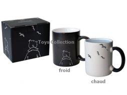 Mug magique Tintin et les oiseaux