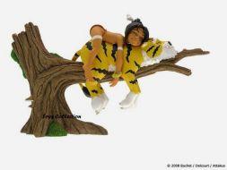 Navis & Houyo sur l'arbre