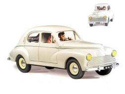 Nestor Burma dans la Peugeot 203