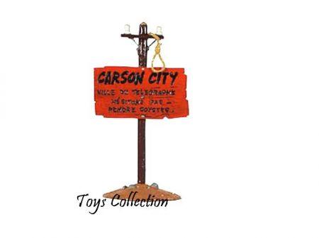 Panneau Carson City