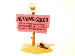 Panneau Nothing Gulch
