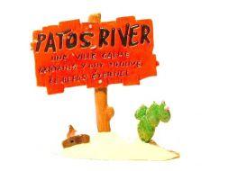 Panneau Patos River