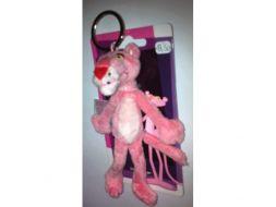Panthère rose en porte clé