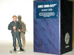 Personnage ''Agent 006''