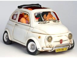 Petit bijou, la Fiat 500
