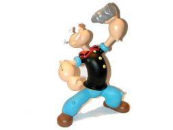 Popeye, cure d'épinards