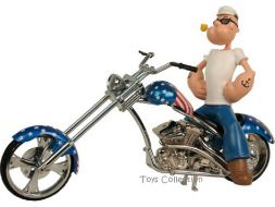 Popeye sur le  Chopper