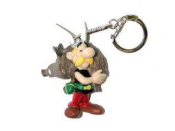 Porte-clé Astérix et le sanglier