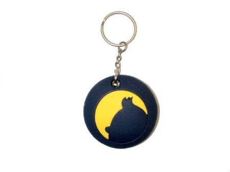 Porte-clé Tintin silhouette