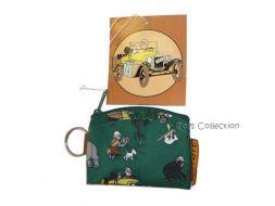 Porte monnaie Tintin