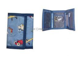 Portefeuille Tintin bleu