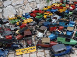 Poster jouets Citroen 1