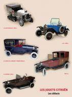 Poster jouets Citroen 2