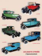 Poster jouets Citroen 3