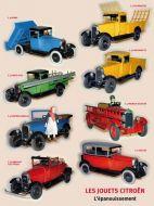 Poster jouets Citroen 4