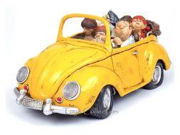 Promenade du dimanche en Volkswagen Coccinelle
