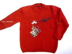 Pull Tintin Sceptre 4 ans