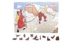 Puzzle ''Pére Noël''