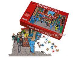 Puzzle Rue de Sanghai