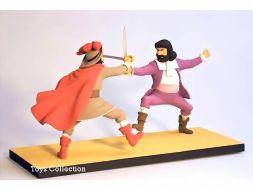 Rackham le Rouge et le Chevalier François de Hadoque