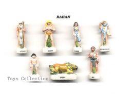Rahan et sa tribu