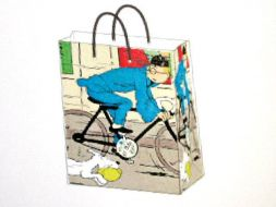 Sac cadeau Vélo
