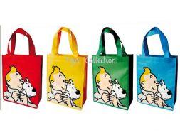 Sac Tintin et Milou pm