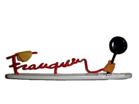 Signature Franquin poêle a crêpes