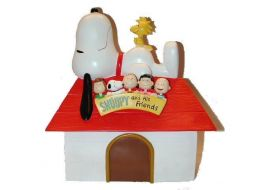 Snoopy tirelire