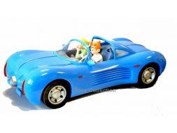 Spirou et Fantasio dans la Turbot 3000
