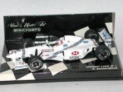 Stewart n°22 R.Barrichello