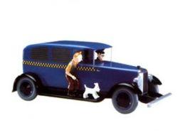 Taxi Tintin #