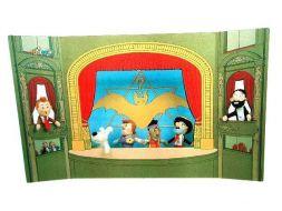 Théatre de marionnettes Tintin