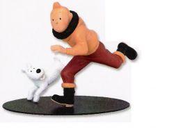 Tintin aviateur